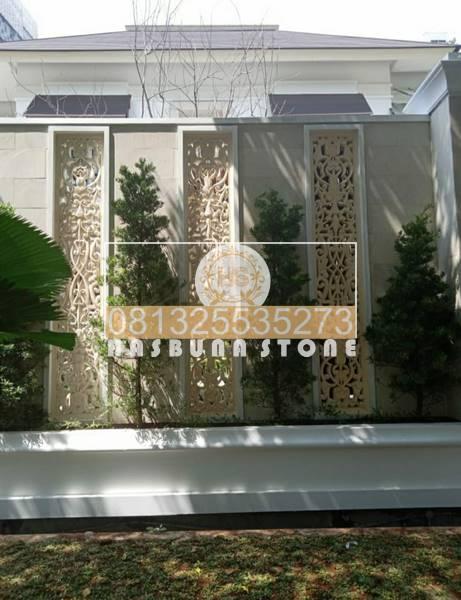 5 Alasan Memilih Ukiran Batu Alam Dinding Untuk Hiasan Istimewa Rumah Anda Hasbuna Stone